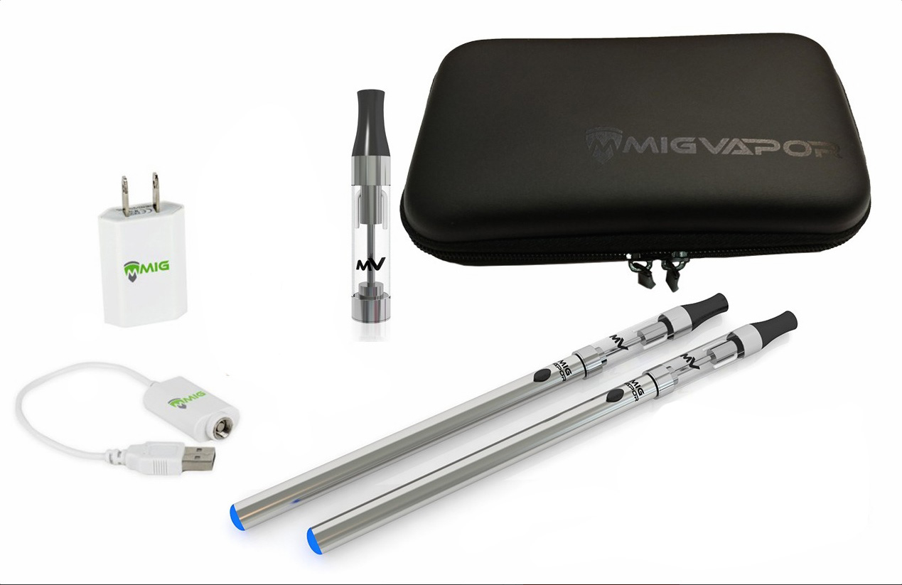mig vapor products are compatible with v2 cigs