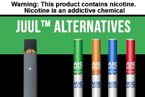 Smok Pod and JUUL Alternative For Smokers - Mig Vaping Blog