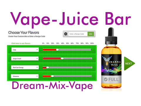 Make Your Own E-Juice