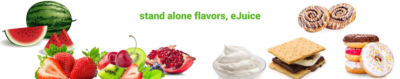 Single Flavor E-Juice
