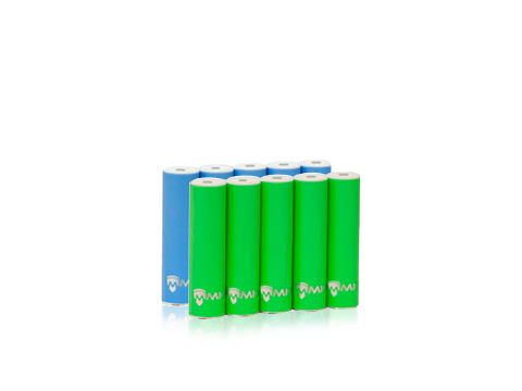Empty Refillable eCig Cartridges