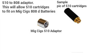 510 to 808 adapter