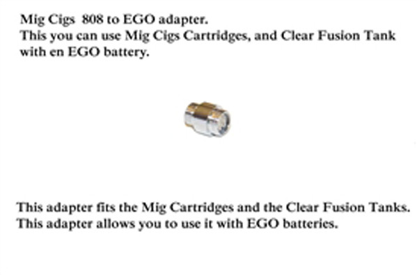 808d to ego battery adapter.