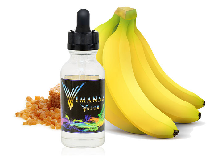 Vimanna Banana Hammock E-Juice