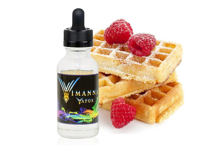 Vimanna Belgian Waffle E-Juice