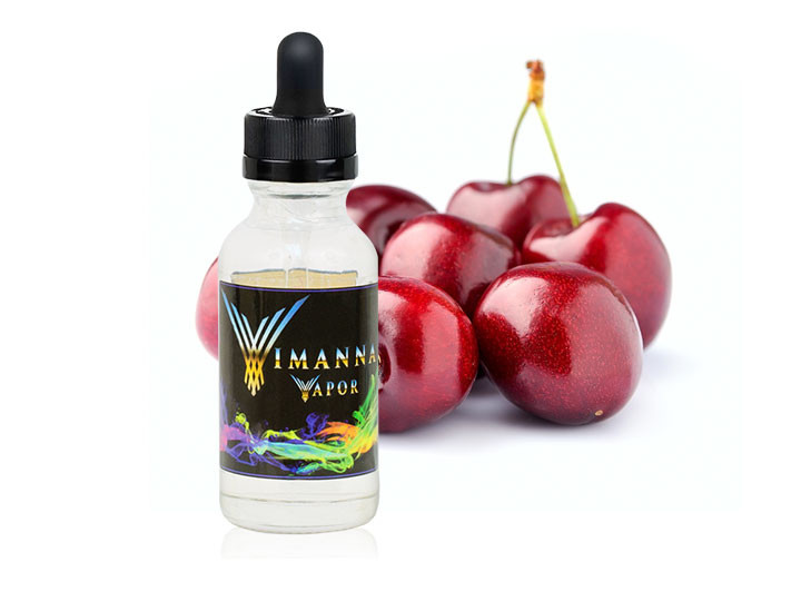Vimanna Black Cherry Berry E-Juice