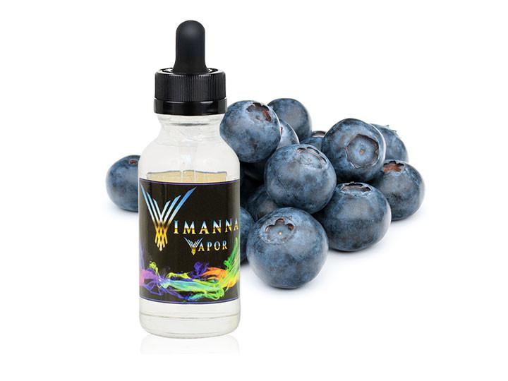 Vimanna Blueberry Juice E-Juice
