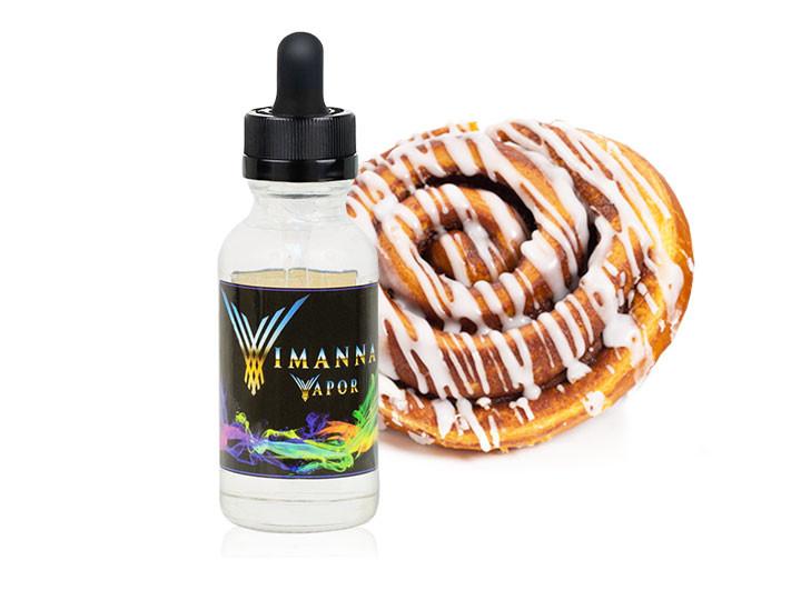 Vimanna Cinnamon Danish E-Juice
