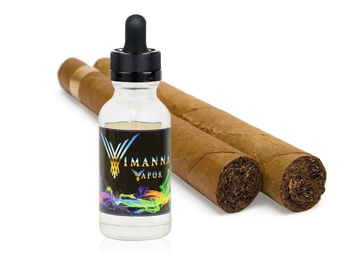 Vimanna Cuban Cigar E-Juice