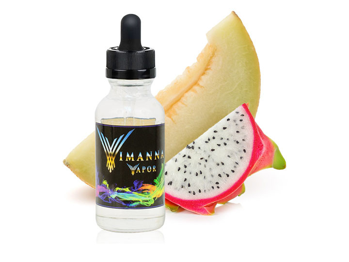 Vimanna Dragon Fruit Melon E-Juice