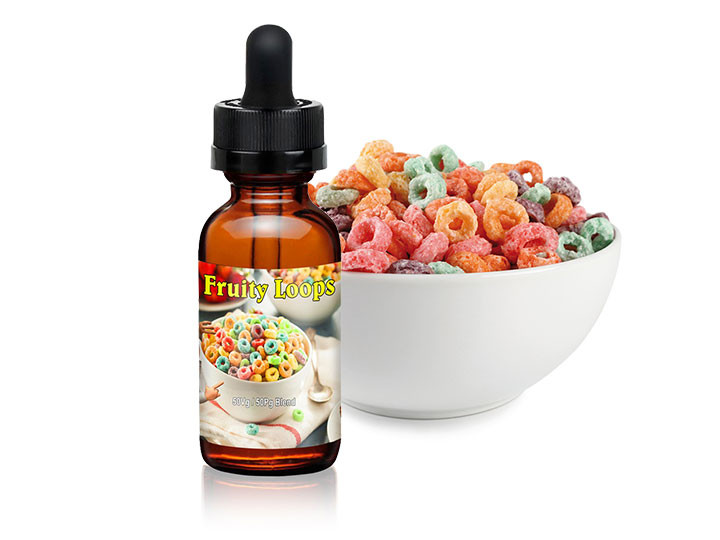 Premium Fruity Loops E-Juice