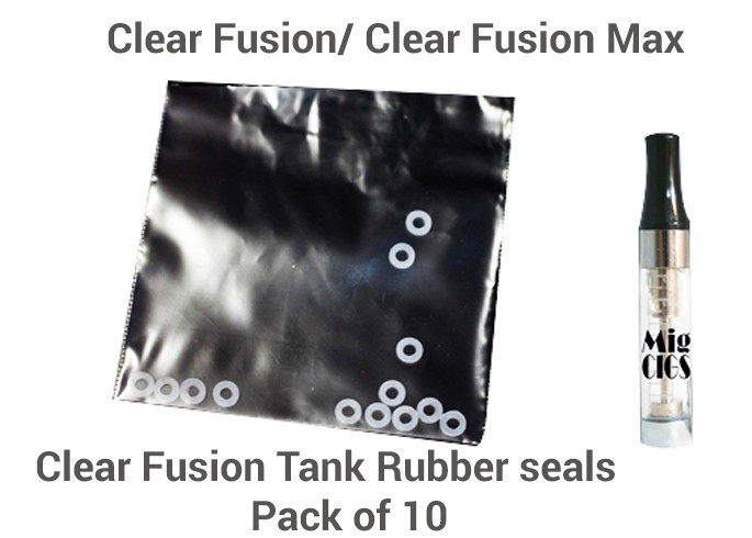 Clear fusion VapeTank Replacement  Seals