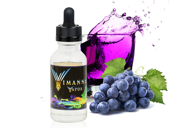 Vimanna Grape Crush E-Juice