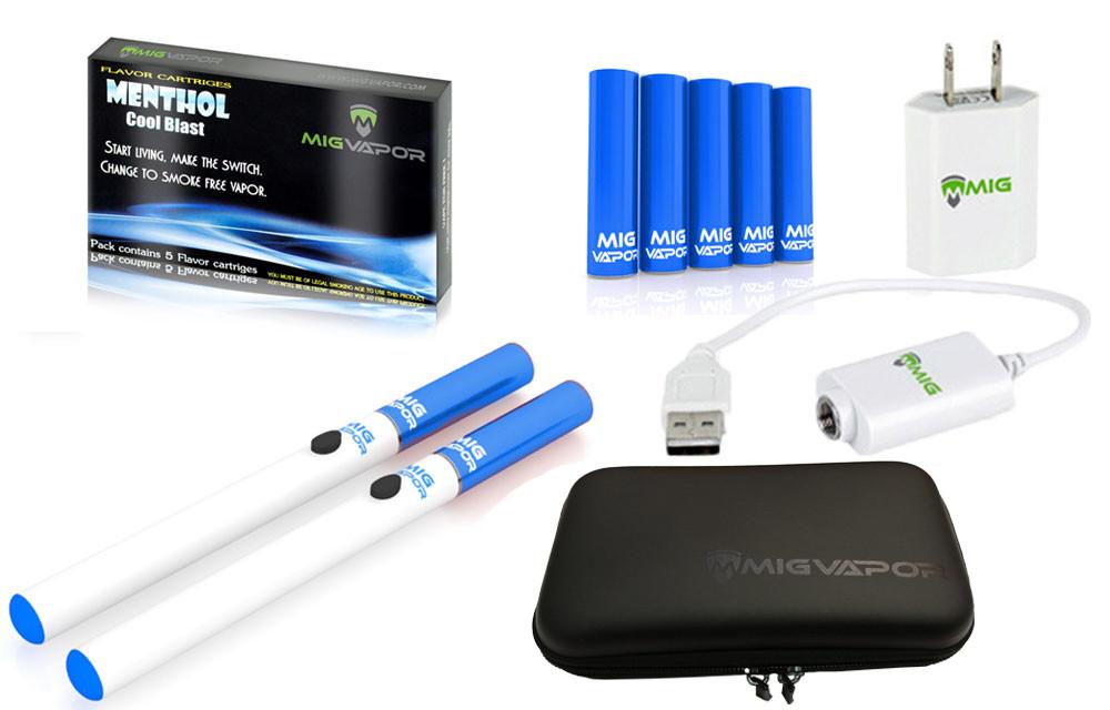 Standard-e-cig-starter-kit-mig-vapor
