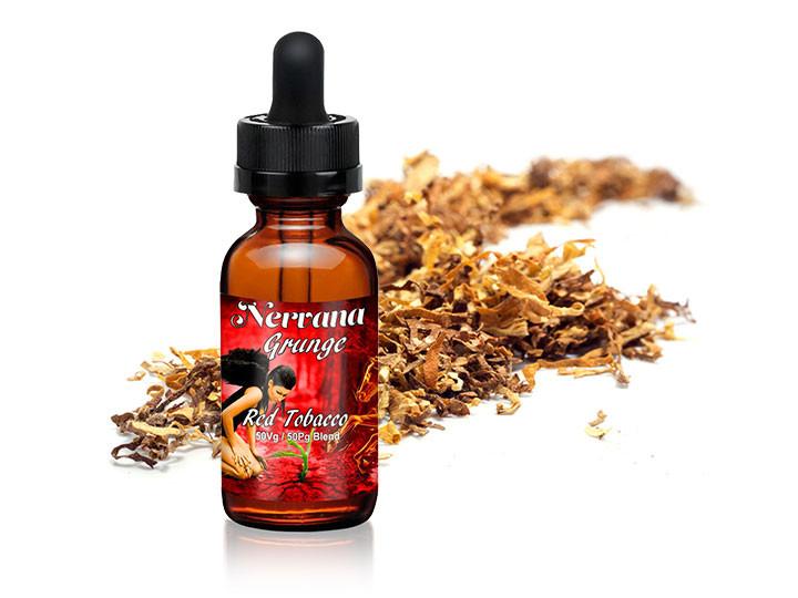 Premium Nirvana Grunge-Tobacco E-Juice