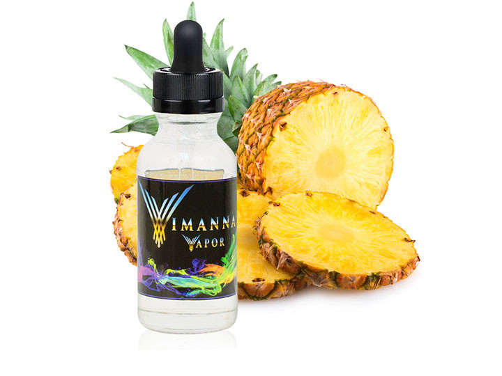 Vimanna Pine Apple E-Juice