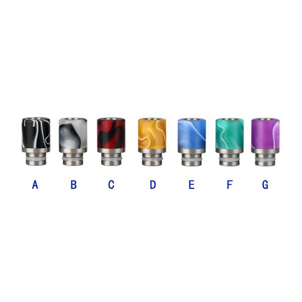 Acrylic-designer-drip-tips-Mig-Vapor