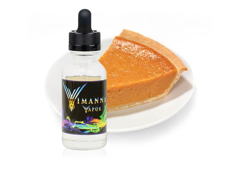 Vimanna Pumpkin Pie E-Juice