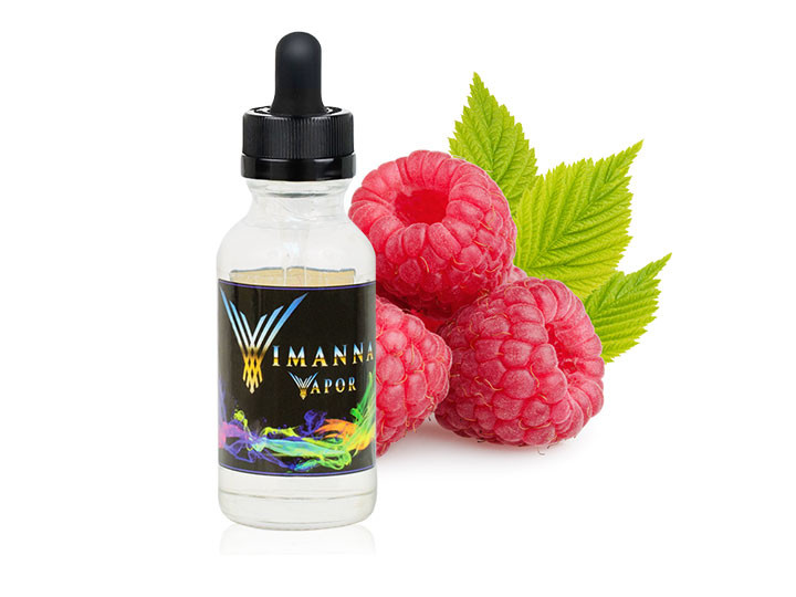 Vimanna Rasberry E-Juice