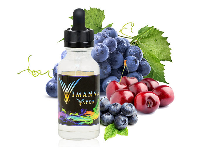 Vimanna Rhino's Blood E-Juice