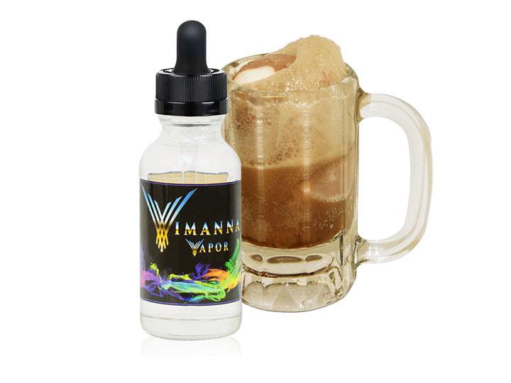 Vimanna Root Beer Float E-Juice