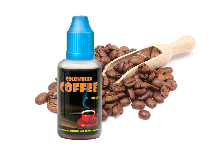 Mig Vapor Standard Colombian Coffee E Liquid