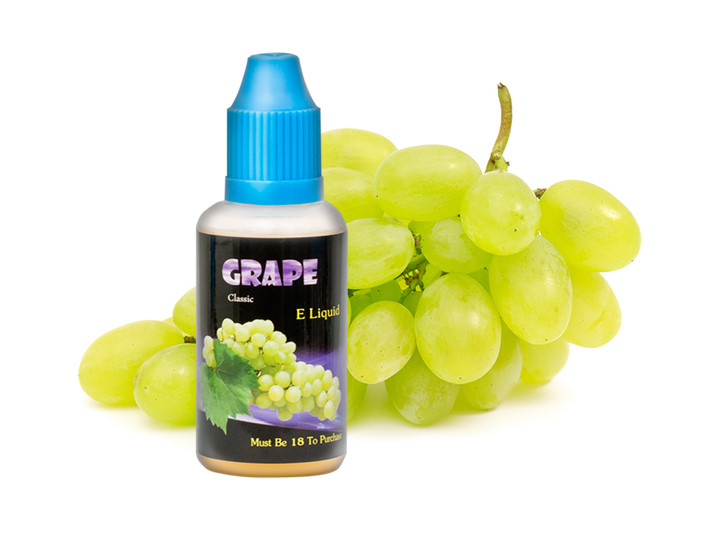 Mig Vapor Standard Grape E Liquid
