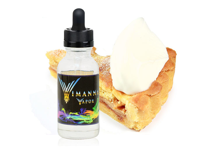 Vimanna Vanilla Cream Pie E-Juice