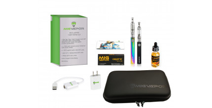 SR 72 Dual Vape Pen Kit