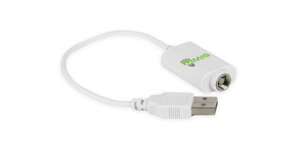 USB Charger with cable for Mig Cig eCig Batteries | V2 Compatible