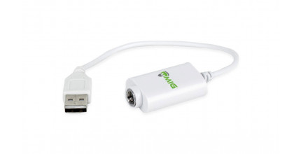 USB Charger with cable for Ego Style eCig Batteries