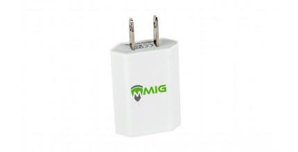 Wall Plug for USB eCig Charger Cables