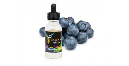Vimanna Blueberry Juice E-Juice