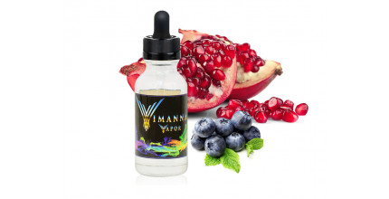 Vimanna Blueberry - Pom E-Juice