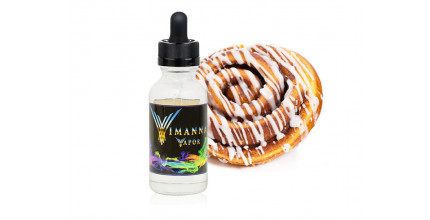 Vimanna Cinnamon Danish E-Juice