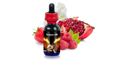 Red Line Dragons Milk E-Juice