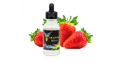 Vimanna Fresh Strawberry E-Juice
