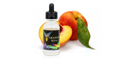 Vimanna Georgia Peach E-Juice