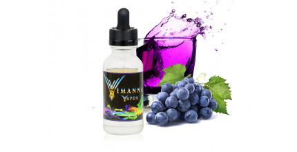 Vimanna Grape Crush E-Juice