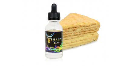 Vimanna Moms Custard E-Juice