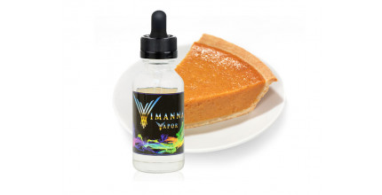 Vimanna Pumpkin Pie E-Juice