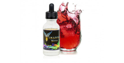Vimanna Red Can Energy E-Juice