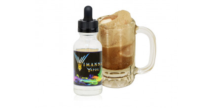 Vimanna Root Beer Float E-Juice