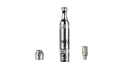Mig Vapor ® Aspire SR72 Stainless and Glass vape tank