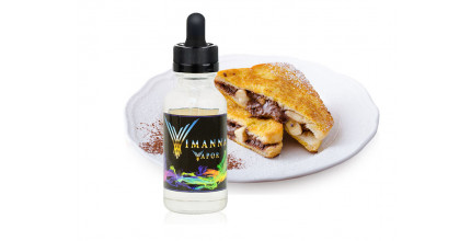 Vimanna Stuffed French Toast E-Juice