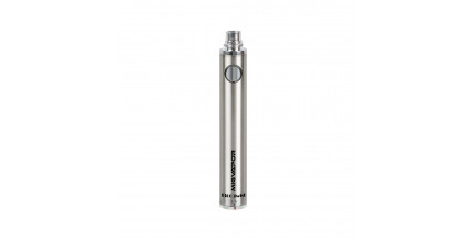 1300 mah Variable Voltage Ego-Evod Twist eCig Battery