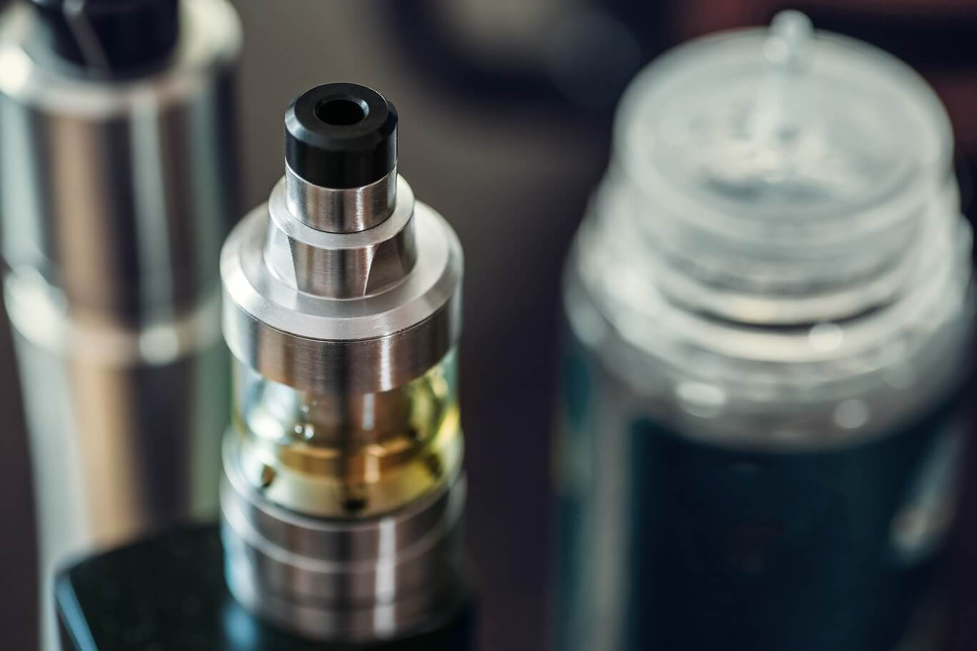Vape Tanks and Refillable eCig Mod Tanks